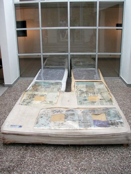 Installation Chanot - 2002