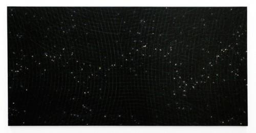 peinture, 2013 (132 x 66 cm)